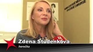Zdena Studenkova on reducing of sweating at YES VISAGE Clinic