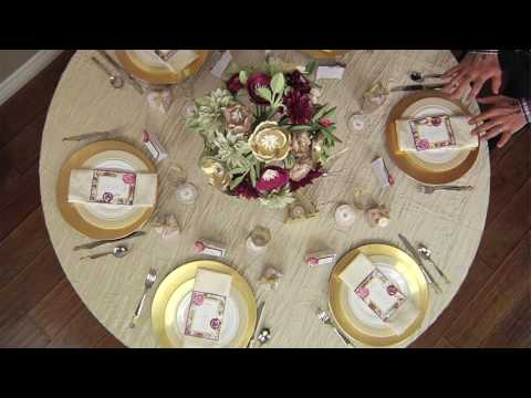 Sizzix presents the David Tutera Make Every Day a Special Day Wedding Collection