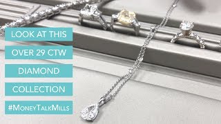 Over 29 CTW Diamond Collection