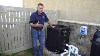 Swimming Pool Heat Pumps - How they Work