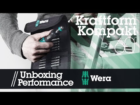Wera | Kraftform Kompakt 60 | Performance