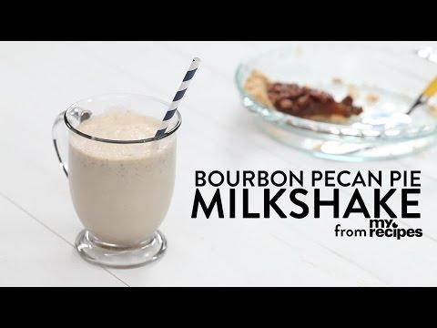 How to Make a Bourbon Pecan Pie Milkshake