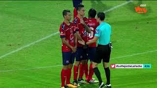 Liga Aguila 2018-I   Fecha 4 Medellín 2-1 Cali