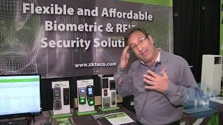 Biometrics at ISC East