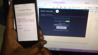 Bypass icloud activation with doulci activator