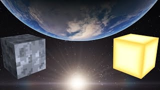 The Dead Sun Theory - Real Life Astrophysics And Minecraft