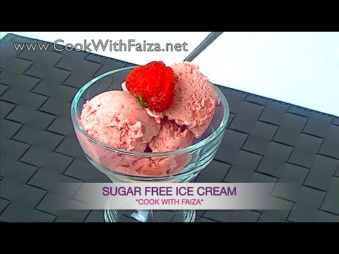 Video SUGAR FREE ICE CREAM - شگرفری آئس کریم - शुगर फ्री आइसक्रीम