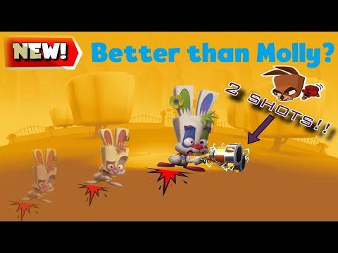 Zooba - NEW Bunny Character