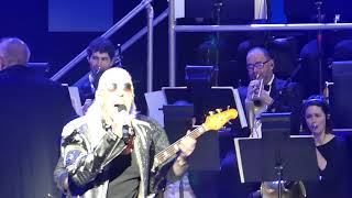 The Cast of Rocktopia with Dee Snider Performing We're Not Gonna Take It