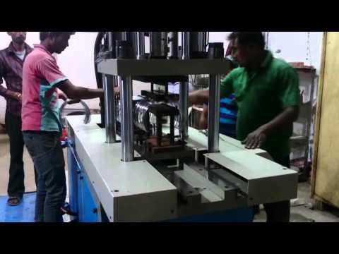 Metal Handle Grip Injection Moulding Machine