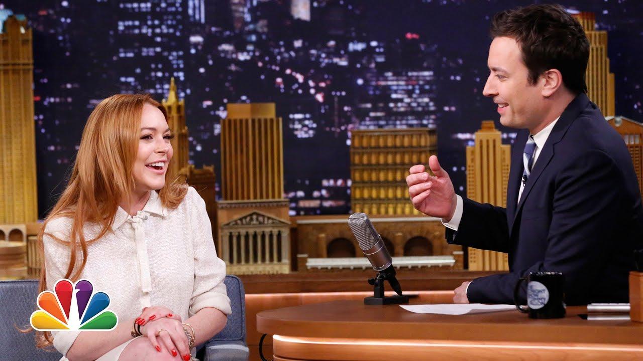 Lindsay Lohan Loves Being Back in NY thumbnail
