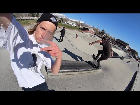 Josh Meyer Orem Skatepark Part