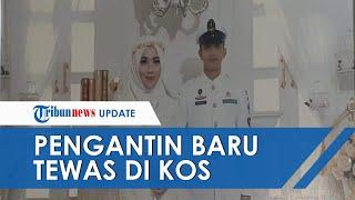 Pengantin Baru Ditemukan Tewas di Kamar Kos di Manado, Jasad Korban Saling Tindih Bersimbah Darah