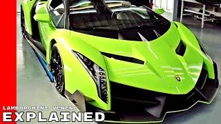 Lamborghini Veneno Explained