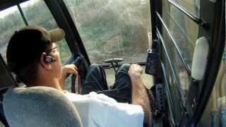 John Deere 160C LC Excavator - How Operator Controls Work (Basic)
