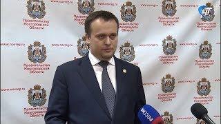 Губернатор Андрей Никитин прокомментировал сегодняшнюю глобальную эвакуацию