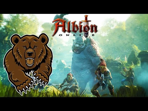 Albion Online - Grind T4+/Expedice/Dungy