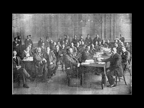 The International Syndicalist Congress (1913)