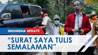 Cerita Siswa SMP yang Kejar Mobil Jokowi demi Berikan Surat Curhat: Saya Tulis Semalaman