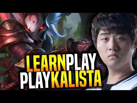 Kalista Mùa 8 Guide | Bảng Ngọc Bổ Trợ AD - Cách lên đồ mới nhất