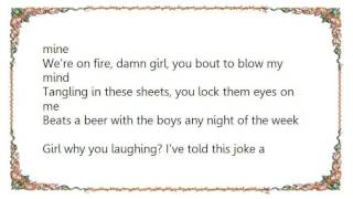 Chase Rice - Beer With the Boys Lyrics