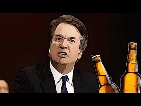 "Kavanaugh Confesses... ""I Drink Beer"""
