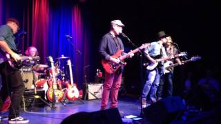 Marshall Crenshaw w/ The Bottle Rockets -  Mary Anne - 1-27-16