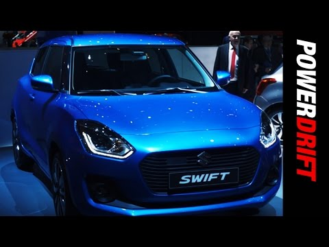 New Maruti Swift 2018 Launch Price Specification