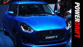 Maruti Suzuki Swift : First Look