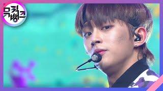 난 일해(Work Hard) - 다크비(DKB) [뮤직뱅크/Music Bank] 20201106