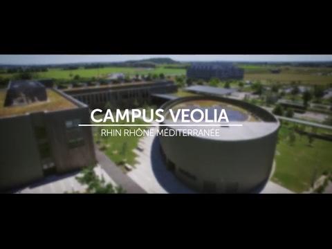 Video Carte de visite - Campus Veolia - Site de Jonage (69)