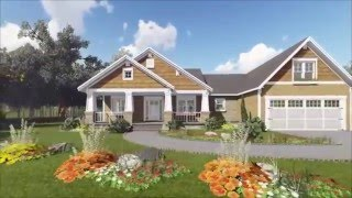 COUNTRY HOUSE PLAN 348-00067