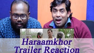 Haraamkhor Trailer  Trailer Reaction  Nawazuddin Siddiqui  Shweta Tripathi  FilmiBeat