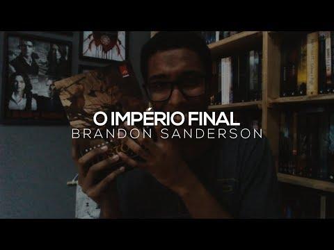 Mistborn: O Império Final, do Brandon Sanderson | Um Bookaholic