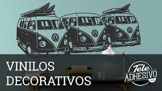 Vinilos Decorativos - TeleAdhesivo - HD