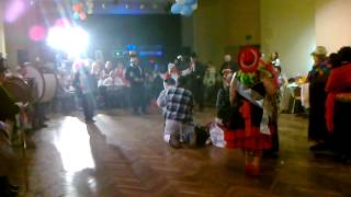 preview picture of video 'Pogrzebanie Basa Krzanowice 06.03.2011'
