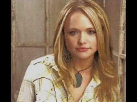 Miranda Lambert ~ Time Will Do The Talkin'