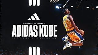 Kobe Bryant EVERY Adidas Shoe Commercial (1996-2004) ᴴᴰ