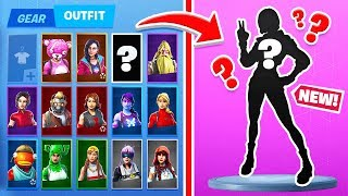 Season 9 RANDOM SKIN CHALLENGE (Fortnite)
