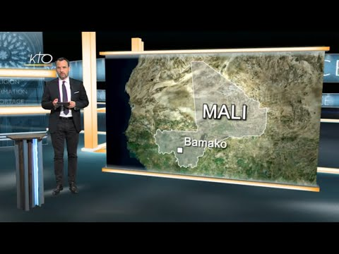 PRIÈRE POUR LE MALI | ESPERANCE EN SYRIE | CHRISTUS VIVIT