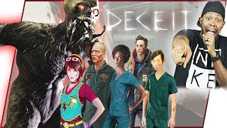THIS GAME MADE ME HATE MY OWN BROTHER! - Deceit Gameplay