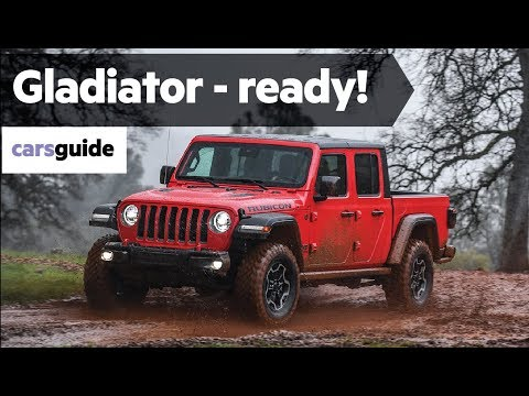 Jeep Gladiator 2020 review