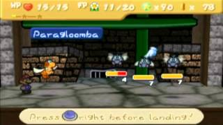 preview picture of video '(N64) Paper Mario I - Intermission (2-3) - 100% Walkthrough (5/16)'