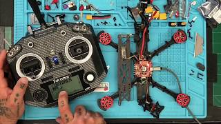 Calibrate your FrSky QX7 Sticks Min Max in BetaFlight from Cyclone FPV