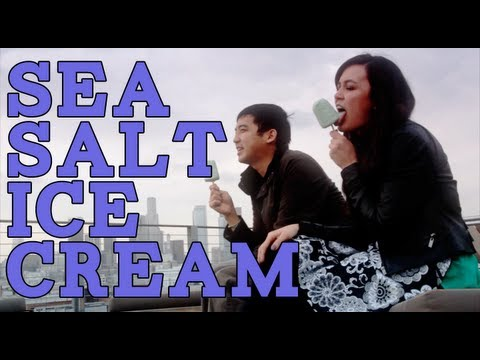 Video KINGDOM HEARTS Sea-Salt Icecream!