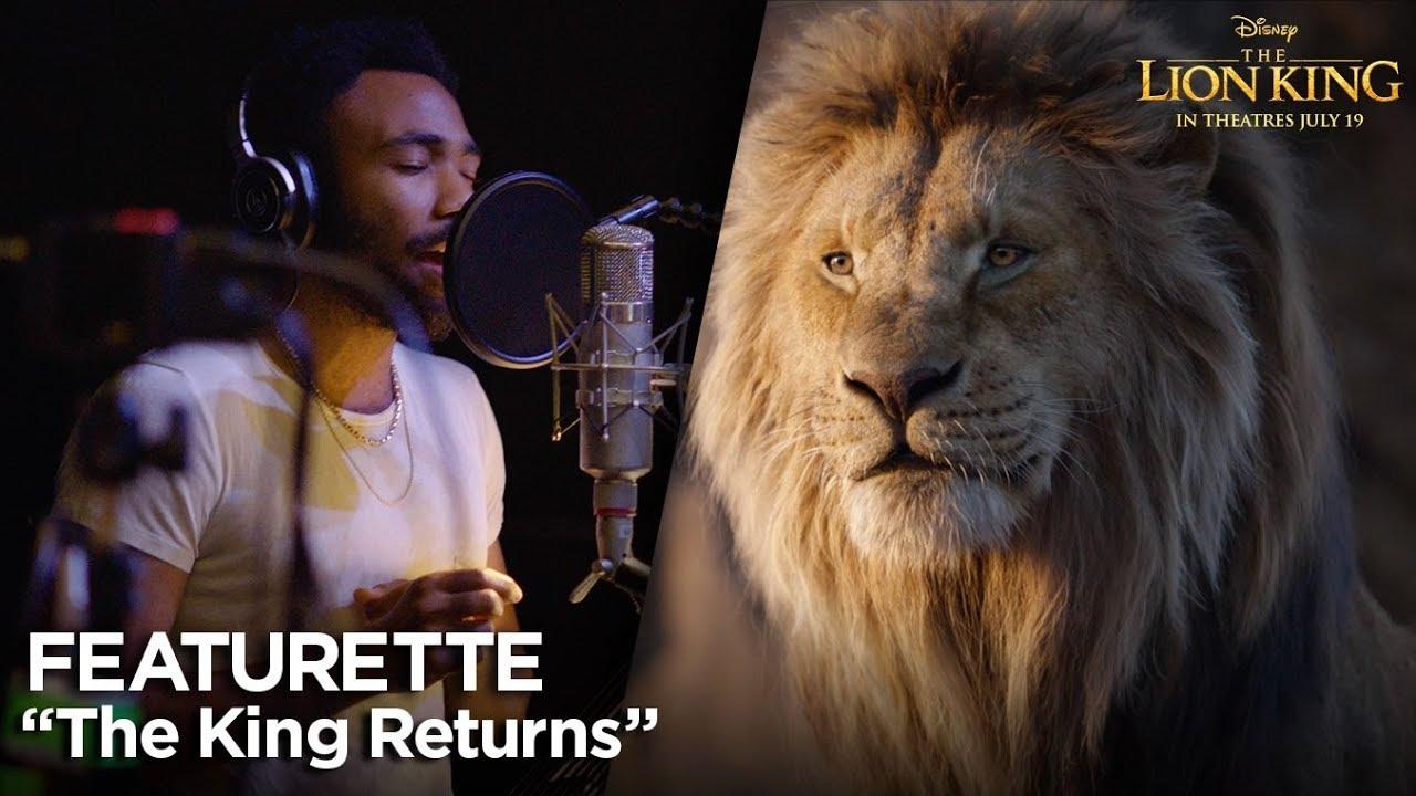 Trailer för Lejonkungen