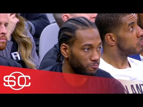 Woj: Spurs hope to repair 'fractured relationship' with Kawhi Leonard | SportsCenter | ESPN