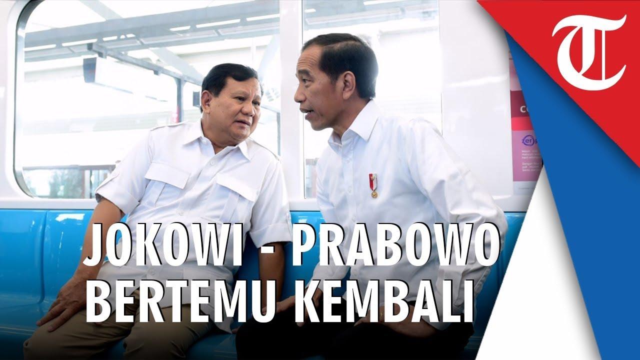 Jawaban Jokowi Terkait Rencana Pertemuan Lanjutan dengan Prabowo