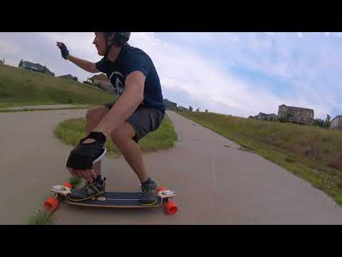 Pantheon Trip Review – Long Distance and Commuter Double Drop Longboard