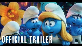 Smurfs, The Lost Village Teaser